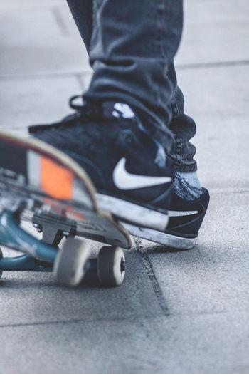 Skate Nike Low