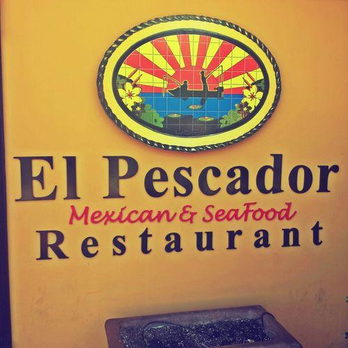 El Pescador Mexican Restaurant in Ontario California CA Lunch