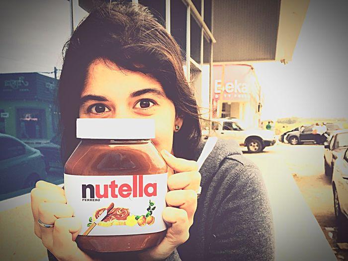 Nu tell ahh Nutella Love Foodporn