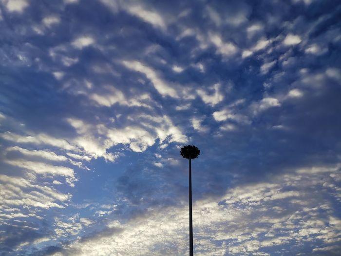 Blue Sky Cloud