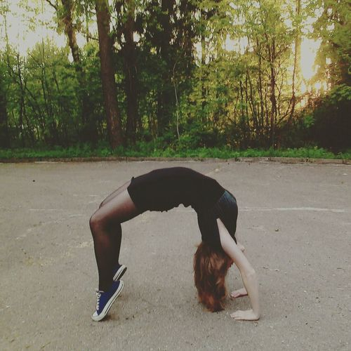 Flexible Body Spring