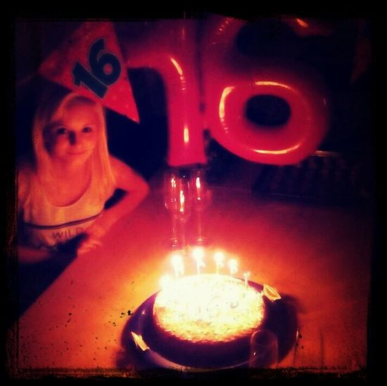 My Birthday <3 That's Me