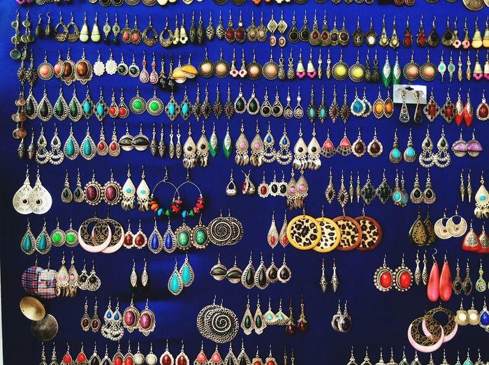 Essaouira Bijoux Medina Morocco #colors