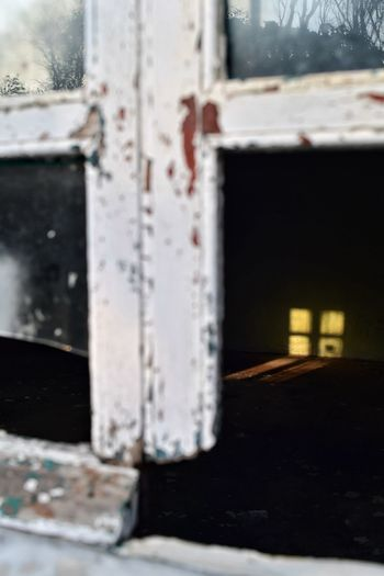 Broken window Close-up Indoors  No People Day Broken Window Sunlight Contrast Bright And Dark Reflection Sunbeam Sunbeam On Ground Hong Kong HongKong Abadoned House Cape D'aguilar Abstract Photography Abstract Art