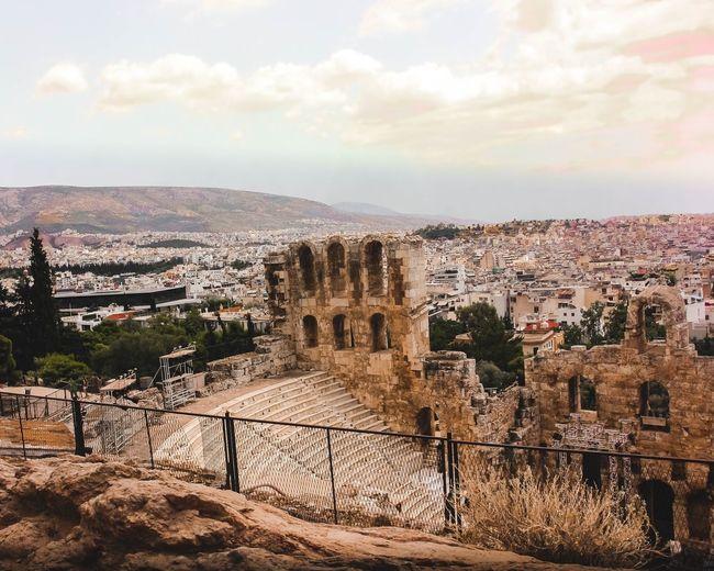 Dionysius theatre