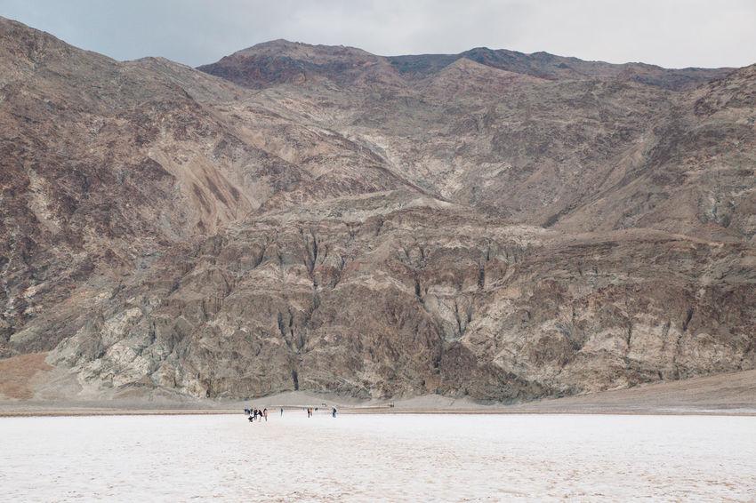 Arid Climate Arid Landscape Badwater Basin Clouds Death Valley Death Valley National Park Death Valley, California Desert Landscape Salt Storm Shades Of Winter