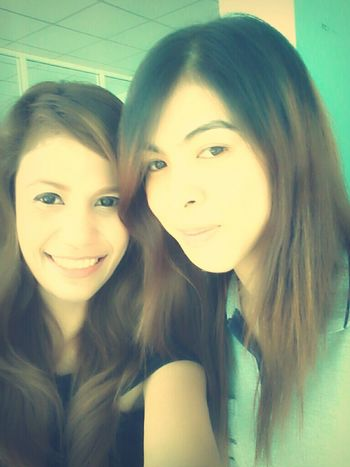 with my lovely sis nong Bow..