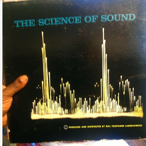 The science of sound Vinyl Record Youaintgotnobeats Yougohnlurnduhdey
