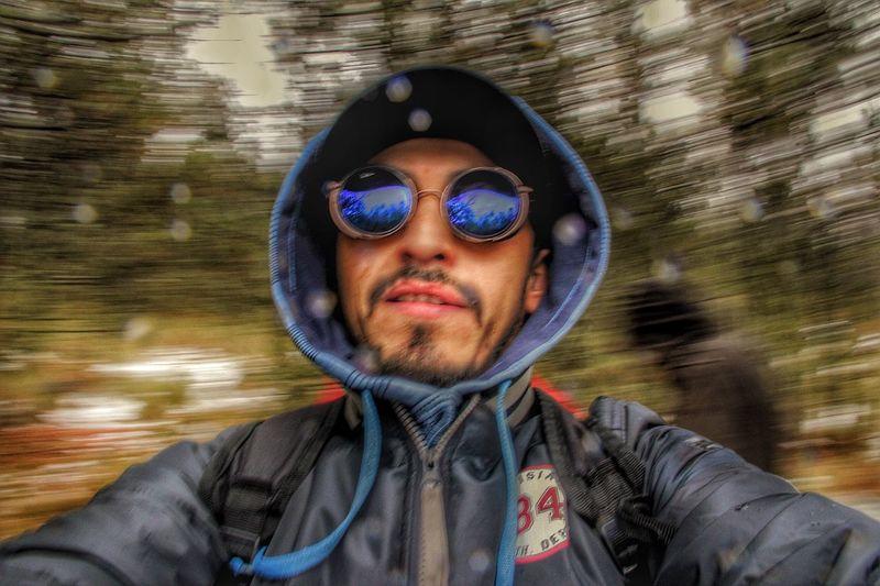 Barrido El Nevado Ganjareta Momento De Ocio Mr Ganjareta Toluca Volcán Vuelta