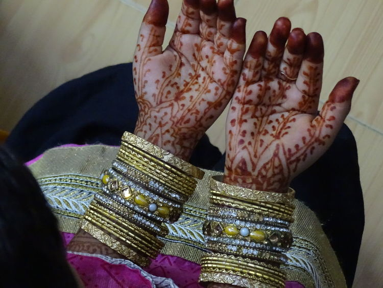 Bride Close-up Day High Angle View Human Body Part Human Finger Human Hand Human Leg Indoors  Low Section One Person People Praying Hands Real People Women