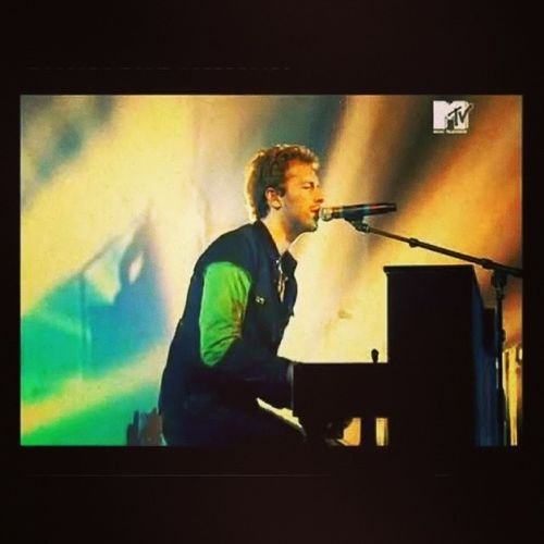 Chissss *----------* @coldplay