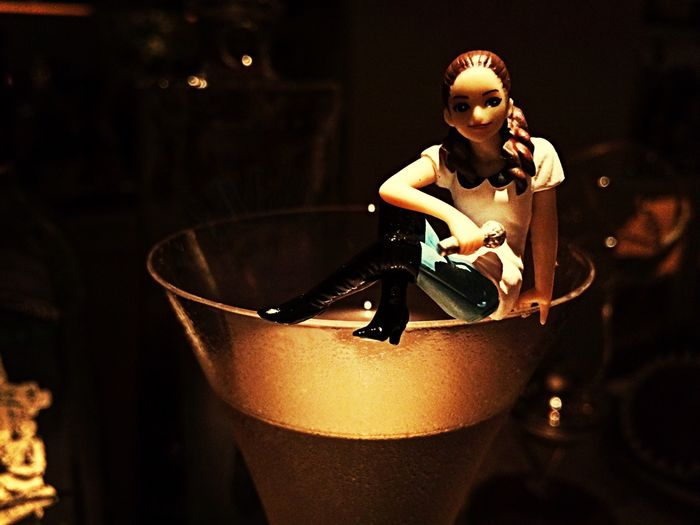 Cocktails & Glasses Namie Amuro and a highest glass!