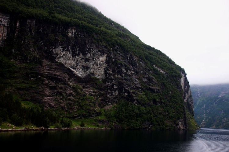 Geiranger Fjord Leben Am Fjord Beauty In Nature Land Nature No People Norway Nature Outdoors