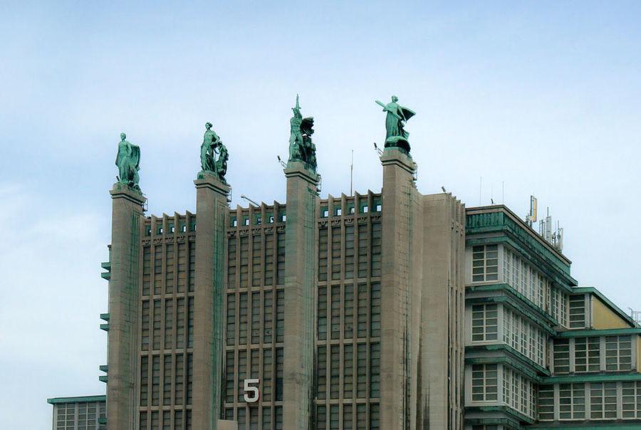 Usmforyou Capture Tomorrow Building Exterior Built Structure Architecture Sculpture