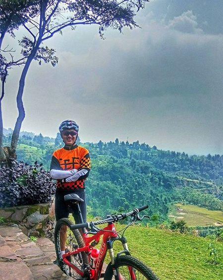 nice spot toward warso farm the paddy field, the valley of cijeruk Sefo  Cipelang