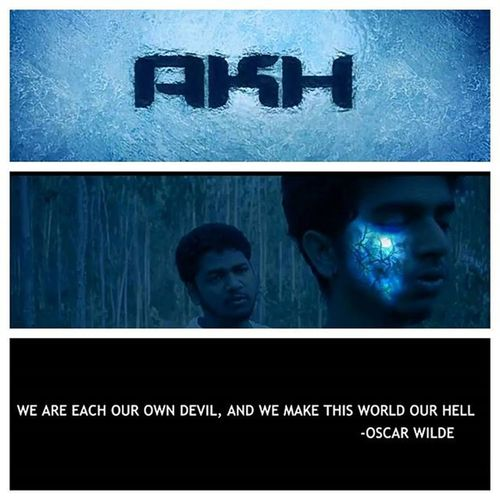 "Our new short film, ""AKH"" Click the link below to watch it. :) https://youtu.be/8_zXYH56XlQ ShortFilm Psychological Thriller MOVIE Prvphotography Prv"
