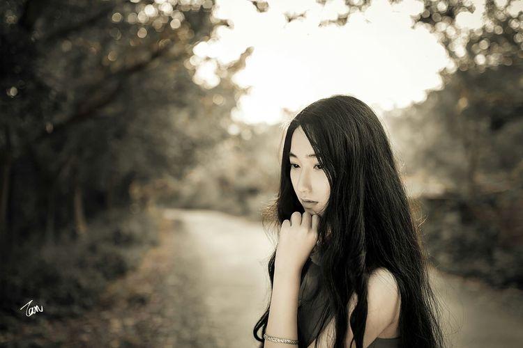 Portrait Photography 美女 The Beauty 佳能 China 人像 Mood 摄影 Canon