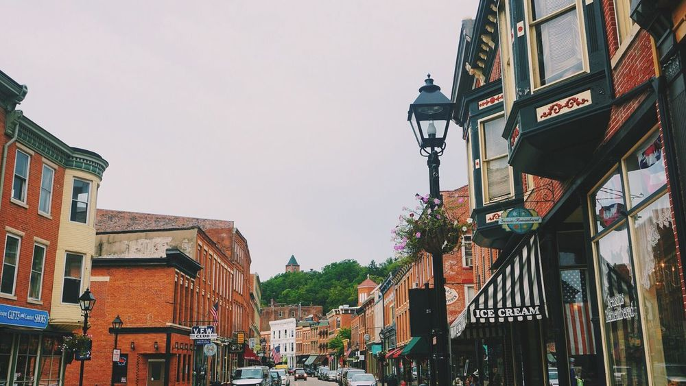 Galena Galena, Illinois Downtown Galena Clear Sky Travel Sony A6000 2016 Travels Old Buildings Old-fashioned Old House Old Town Old But Awesome