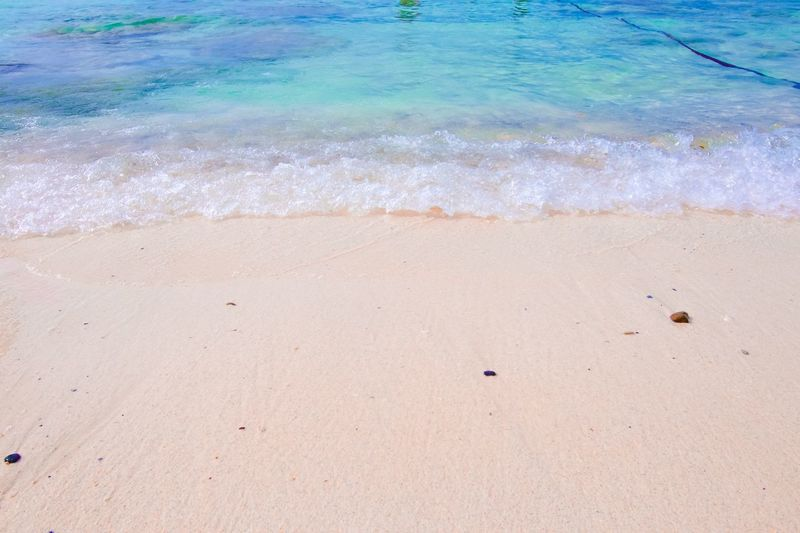 Beach Sea Sand Wave Water Shore Nature Beauty In Nature Outdoors Day No People Scenics Horizon Over Water Sky