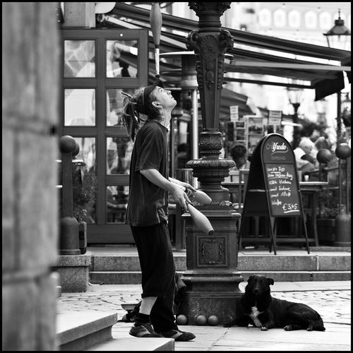 Streetphotography Bw_collection Blackandwhite People Watching