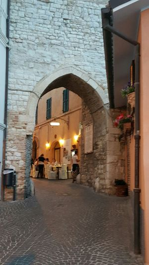Sirolo Conero Vacation2015 Sirolo By Night