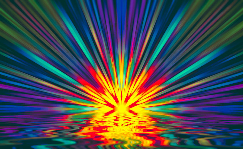 abstract rainbow Multi Colored Abstract Full Frame Backgrounds Motion Pattern Illuminated No People Close-up Glowing Indoors  Blurred Motion Night Technology Long Exposure Selective Focus Studio Shot Vibrant Color Electricity  Yellow Abstract Backgrounds