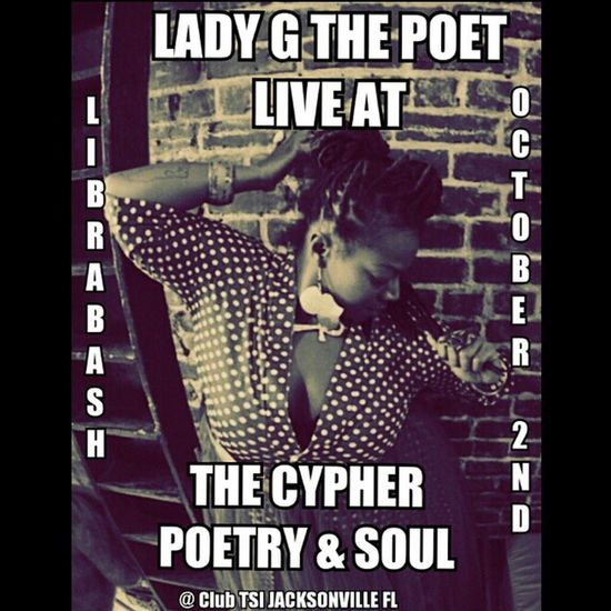 Duval  STAND UP! ONE TIME FOR THE QUEEN THE GODDESS AND URHIGHNESS @ladygthapoet LIVE AT THECYPHER POETRYANDSOUL @CLUBTSI 10.2.14 BACKTALK