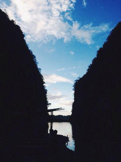 Wawa Dam, Rodriguez Rizal. ACT156 Contre-jour Symmetry Distance First Eyeem Photo