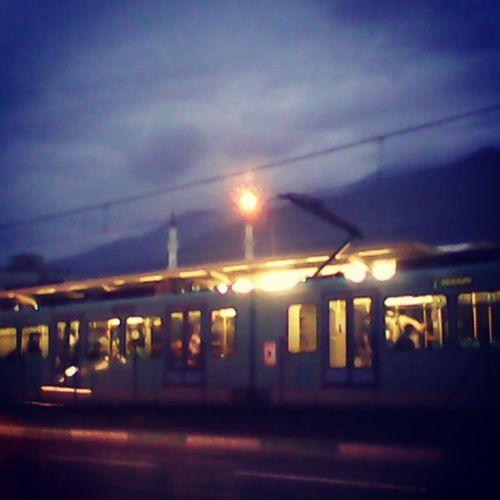 Bursa Metro Train Arabayatağı akşam dershane çıkışı eve giderken bursa bus aboman night wakeup 너넝