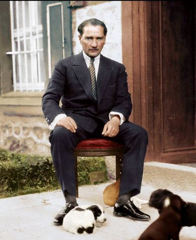 Well-dressed One Person Leader Great Leader One Man Only Businessman Only Men Business One Mature Man Only Sitting Portrait Corporate Business Mature Adult Adults Only Suit Mature Men Full Length Looking At Camera Adult People Men Business Person Mustafa Kemal ATATÜRK First Eyeem Photo
