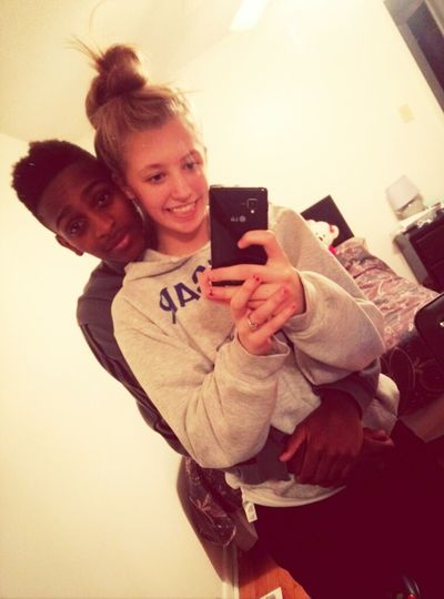 Being In Your Arms I Feel Protected <3 #dirtymirror