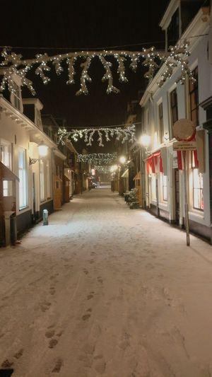 Snow Snow ❄ Street Lights