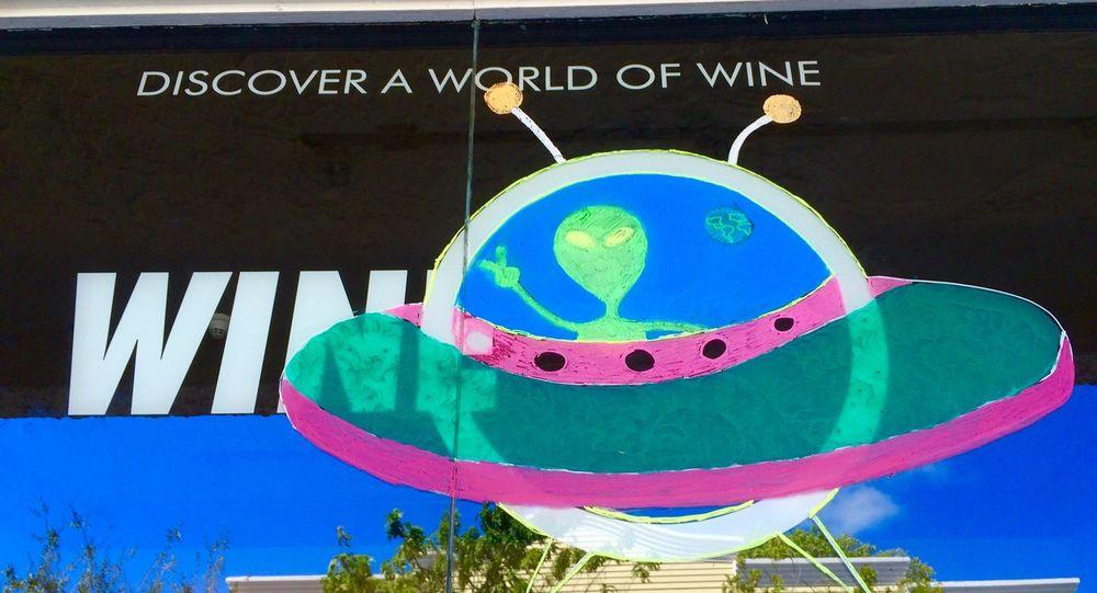 FantasyFest2015 Keywest Wineo Florida Conchfused Alien
