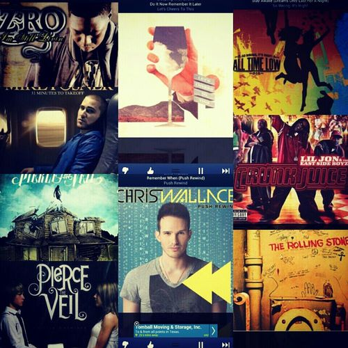 pandora hs some good music right now <3