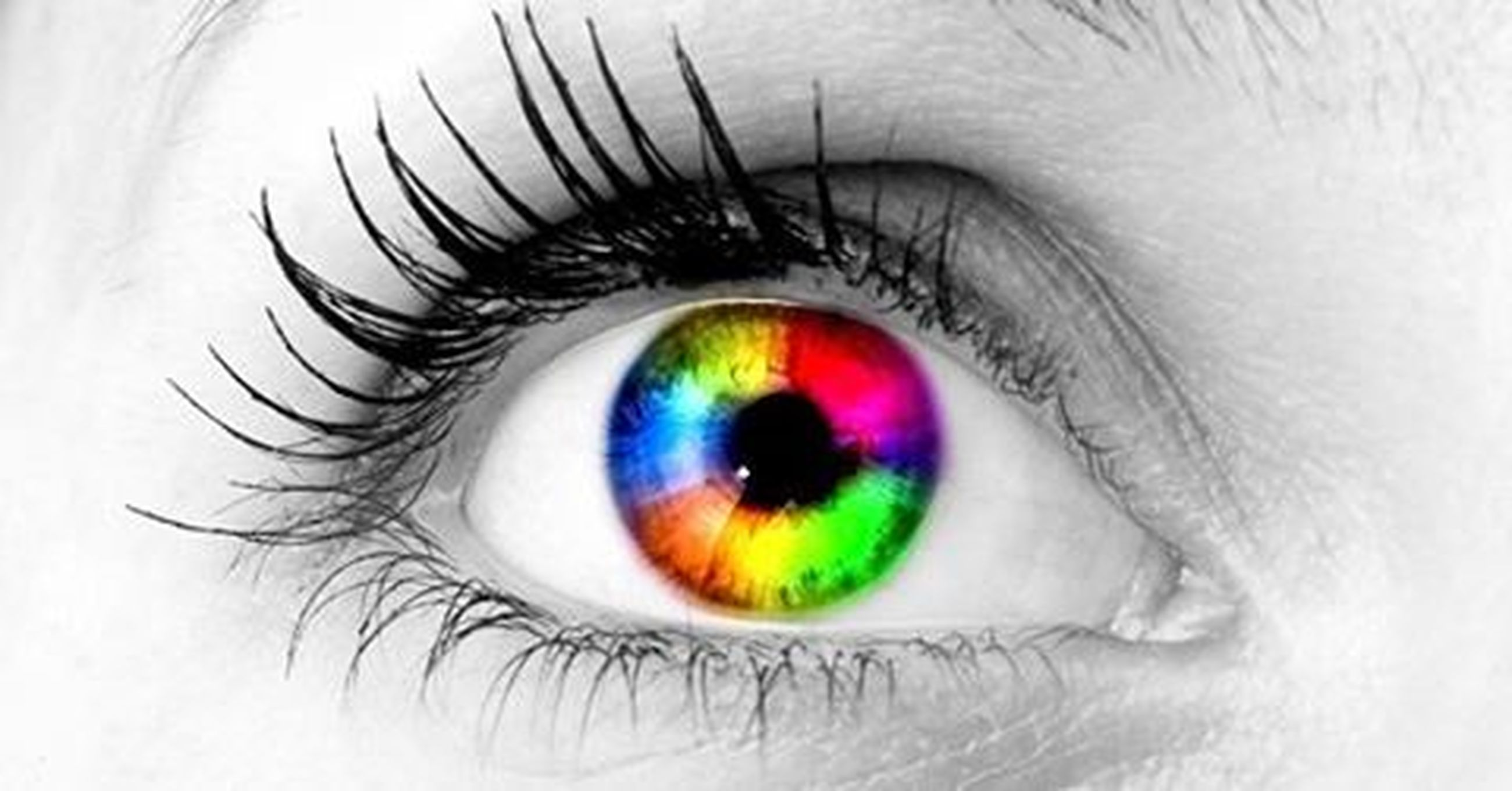 human eye, close-up, eyelash, eyesight, sensory perception, part of, eyeball, looking at camera, iris - eye, portrait, unrecognizable person, extreme close-up, vision, eye, extreme close up, cropped, human skin