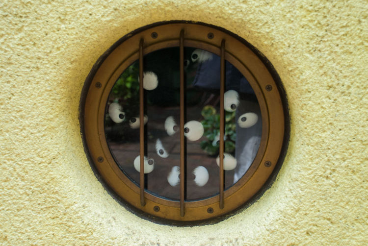Ghibli Ghiblimuseum GHIBULI MUSEUM, MITAKA Makkuro-kurosuke I went to the GHIBRLI MUSEUM MITAKA with my family on April 2011. I could have a so fun time like a child.