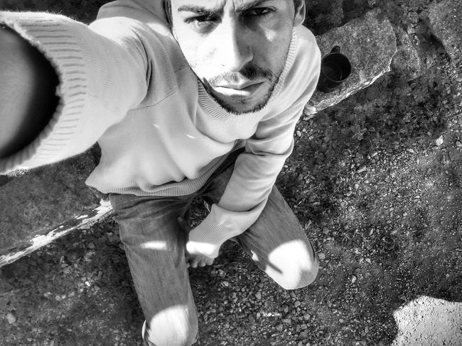 That's Me Blackandwhite Taking Photos Enjoying Life