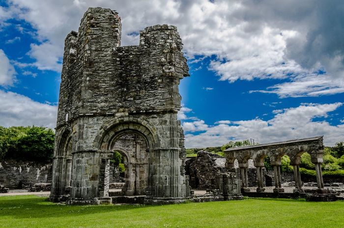 Historical Sights Mellifont Abbey Landscape_photography Monuments Ireland🍀 Smart Complexity