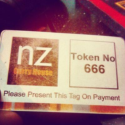 Metalheads will always be metalheads ... 666 Satan Nzgarden Lepak