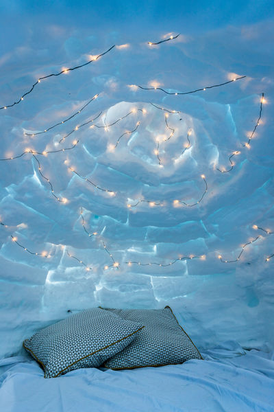 One of the perks of living in the frozen North is you can make an Igloo in your backyard! It was a fun project and made quite a nice whisky bar! Ness Lake, Northern British Columbia. Love Life, Love Photography Canada Eskimo Frozen Home Ice Lights Bed In Style Blue Blue Background Cold Cusions Fairy Lights Frozen Nature Frozen Water Great White North Home Interior Ice Bar Igloo Inuit Culture Ness Lake Northern British Columbia Winter