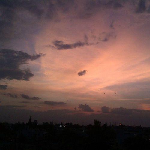 Good Evening Salem Instasalem Clouds sunset dusk sky picoftheday nature photography