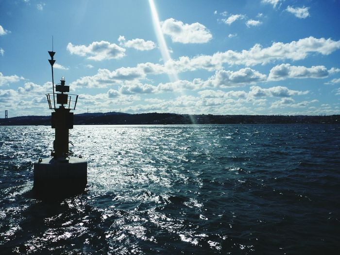 2009.7 Overseas Travel Sea And Sky Seascape