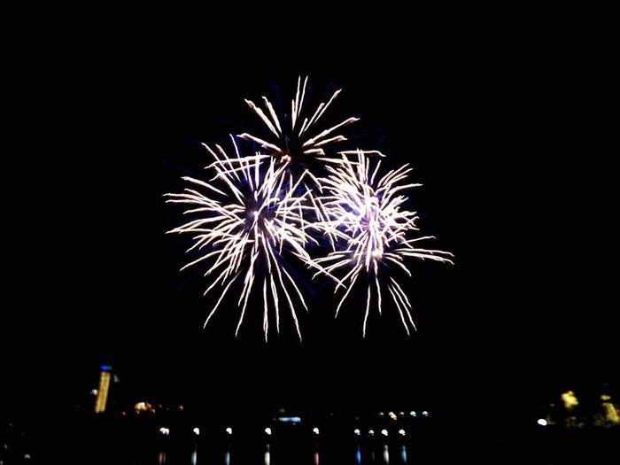 First Eyeem Photo Lifestyles Fireworks Nightview