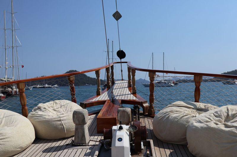 Holiday Vacation Sea Boattrip Göcek Water Sky Nature Transportation Sea Clear Sky Nautical Vessel Outdoors Sailboat Sunlight