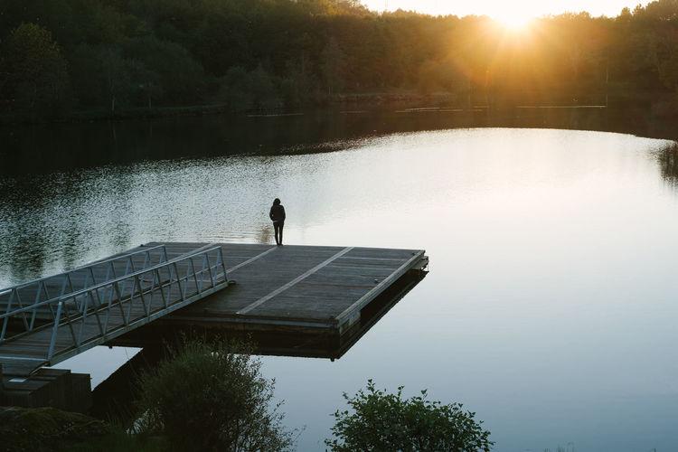 Lake Peaceful
