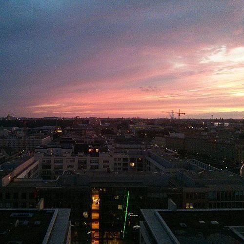 Skyline Berlin Lindenpartners Nofilter