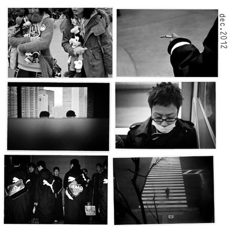 """Developed and Scanned  From the first 4 rolls of Tokyo """"X"""" (Anonymous)   Fujifilm Neopan Blackandwhite film on Superprodol developer.   Leica 50mm ElmarM  """