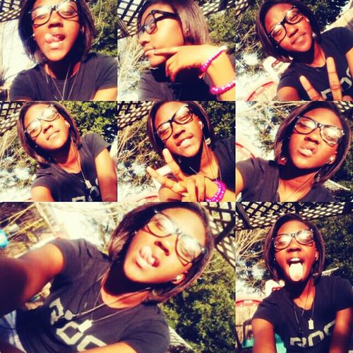 My day outside ツ