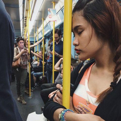 Sleeping Beauty. AMPt - Street AMPt - Vanishing Point NEM Street Urban Lifestyle Capture The Moment