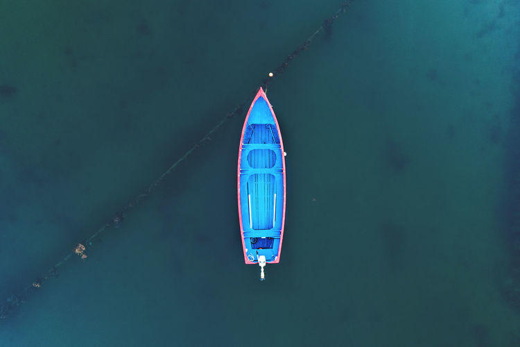 Impressions from Ireland. Blue No People Nature Transportation Water Sea Nautical Vessel Directly Above Drone  Drone Photography DJI X Eyeem Fisher Boats Fishing Holidays Drone View